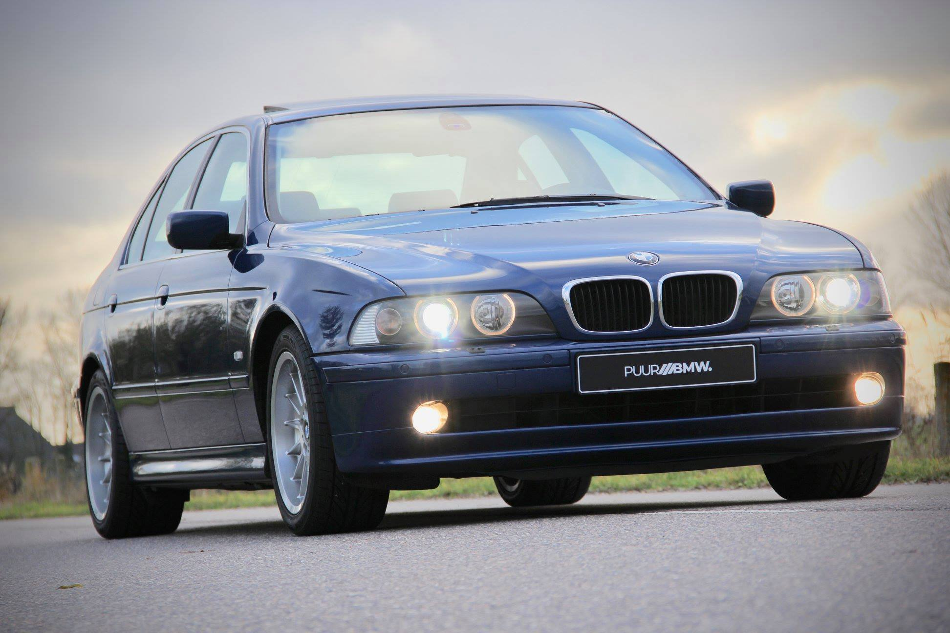 De BMW 5-serie E39 is een vrouwenauto! - Blog - PUUR BMW